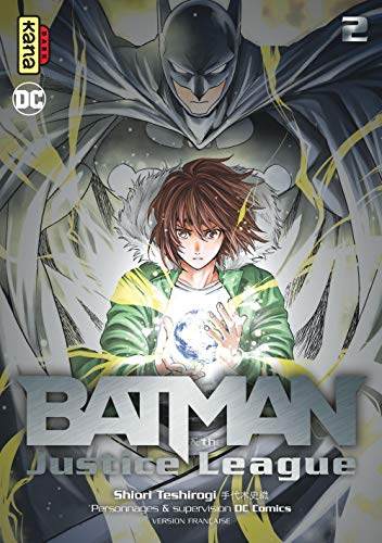 BATMAN & THE JUSTICE LEAGUE, 03