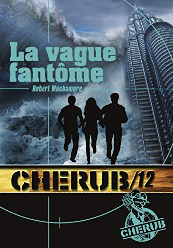 CHERUB, MISSION 12, LA VAGUE FANTOME