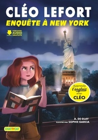 CLEO LEFORT, ENQUÊTE À NEW YORK