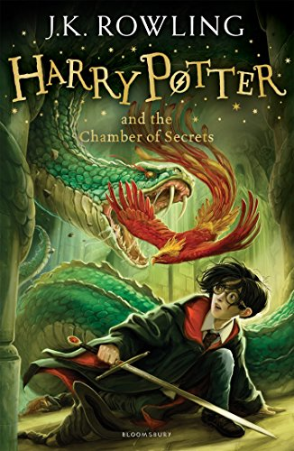 HARRY POTTER, 02, AND THE CHAMBER OF SECRETS