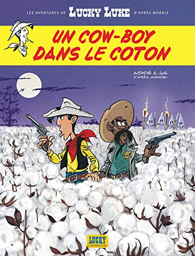 LUCKY LUKE, UN COW-BOY DANS LE COTON