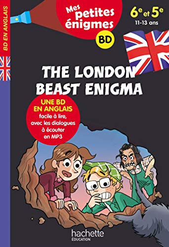 MES PETITES ENIGMES, THE LONDON BEAST ENIGMA