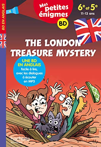 MES PETITES ENIGMES, THE LONDON TREASURE MYSTERY