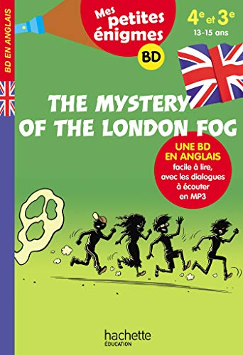 MES PETITES ENIGMES, THE MYSTERY OF THE LONDON FOG