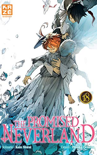 THE PROMISED NEVERLAND, 18, NEVER BE ALONE